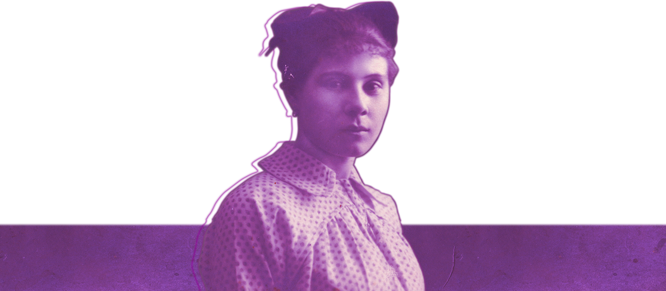 20 octombrie 1916, Amintire trimisă de Valeria Neagoe către Mărioara I. Arghir.
