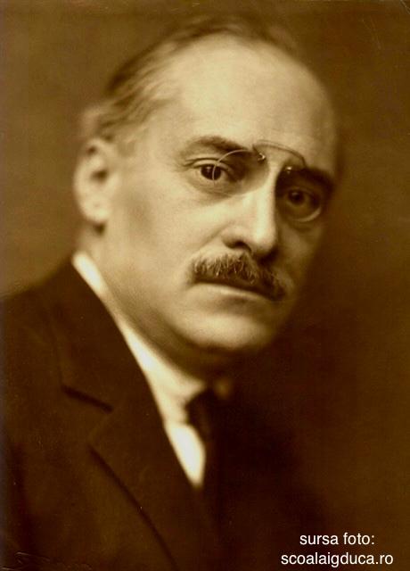 I.G. Duca sau noblețea politicii