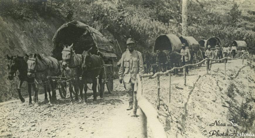 Fotografia pe frontul de război
