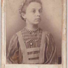 Elena Mărăcineanu portret