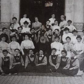 Fotografie de grup Școala Centrală