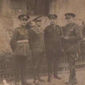 Ofiteri români în Al Doilea Război Mondial