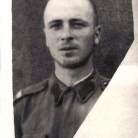 Portret Vasile Hanganu