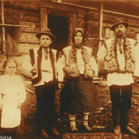 Familie de ţărani