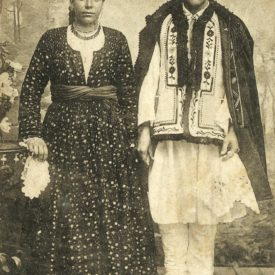 Cuplu de ţărani
