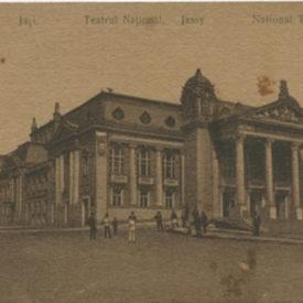 Teatrul Național, Iași
