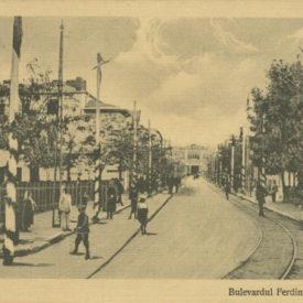 Bulevardul Ferdinand și Gara