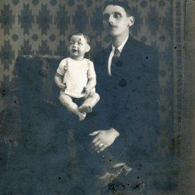 Portret cu un ventriloc