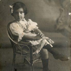 Portret fetiță