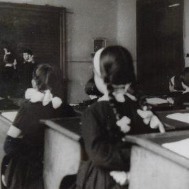 În sala de clasă