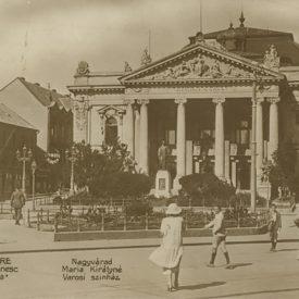 Teatrul orășenesc Regina Maria